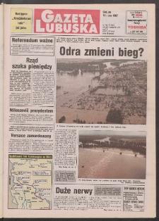 Gazeta Lubuska R. XLV [właśc. XLVI], nr 164 (16 lipca 1997). - Wyd. 1