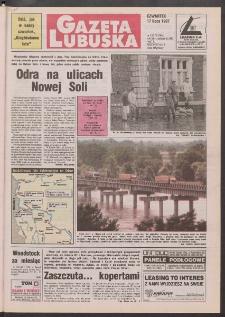 Gazeta Lubuska R. XLV [właśc. XLVI], nr 165 (17 lipca 1997). - Wyd. 1