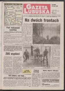 Gazeta Lubuska R. XLV [właśc. XLVI], nr 169 (22 lipca 1997). - Wyd. 1