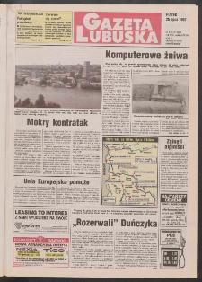 Gazeta Lubuska R. XLV [właśc. XLVI], nr 172 (25 lipca 1997). - Wyd. 1