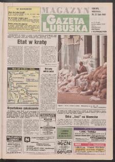 Gazeta Lubuska : magazyn R. XLV [właśc. XLVI], nr 173 (26/27 lipca 1997). - Wyd. 1