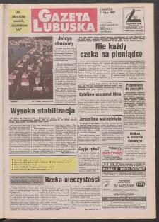 Gazeta Lubuska R. XLV [właśc. XLVI], nr 177 (31 lipca 1997). - Wyd. 1