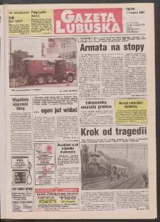 Gazeta Lubuska R. XLV [właśc. XLVI], nr 178 (1 sierpnia 1997). - Wyd. 1