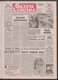 Gazeta Lubuska R. XLV [właśc. XLVI], nr 203 (1 września 1997). - Wyd. 1