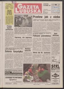 Gazeta Lubuska R. XLVI, nr 206 (4 września 1997). - Wyd. 1