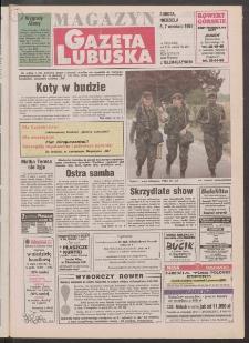 Gazeta Lubuska : magazyn R. XLV [właśc. XLVI], nr 208 (6/7 września 1997). - Wyd. 1