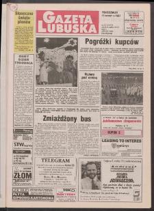Gazeta Lubuska R. XLVI, nr 215 (15 września 1997). - Wyd. 1