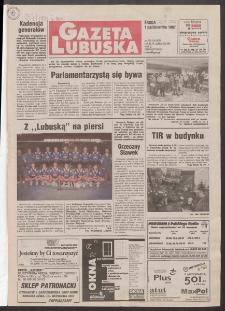 Gazeta Lubuska R. XLVI, nr 229 (1 października 1997). - Wyd. 1