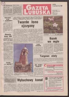 Gazeta Lubuska R. XLVI, nr 243 (17 października 1997). - Wyd. 1