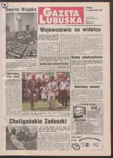 Gazeta Lubuska R. XLVI, nr 246 (21 października 1997). - Wyd. 1