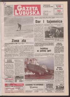 Gazeta Lubuska R. XLVI, nr 251 (27 października 1997). - Wyd. 1