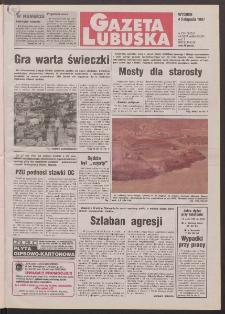 Gazeta Lubuska R. XLVI, nr 257 (4 listopada 1997). - Wyd. 1