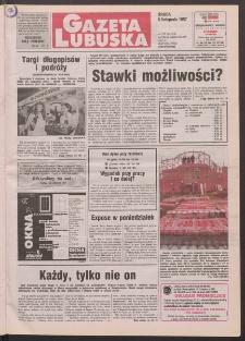 Gazeta Lubuska R. XLVI, nr 258 (5 listopada 1997). - Wyd. 1