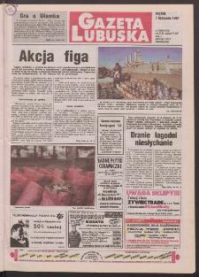 Gazeta Lubuska R. XLVI, nr 260 (7 listopada 1997). - Wyd. 1
