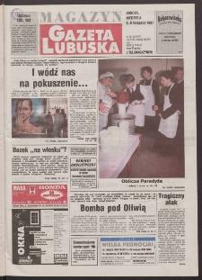 Gazeta Lubuska : magazyn R. XLVI, nr 261 (8/9 listopada 1997). - Wyd. 1