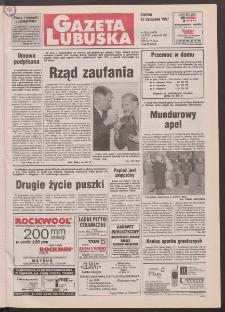 Gazeta Lubuska R. XLVI, nr 263 (12 listopada 1997). - Wyd. 1