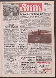 Gazeta Lubuska R. XLVI, nr 264 (13 listopada 1997). - Wyd. 1