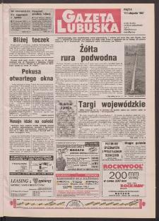Gazeta Lubuska R. XLVI, nr 265 (14 listopada 1997). - Wyd. 1