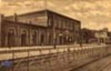 Zbąszyń / Bentschen; Bahnhof; Dworzec kolejowy