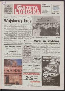 Gazeta Lubuska R. XLVI, nr 268 (18 listopada 1997). - Wyd. 1