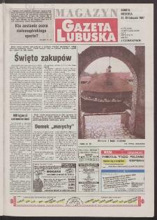 Gazeta Lubuska : magazyn R. XLVI, nr 272 (22/23 listopada 1997). - Wyd. 1