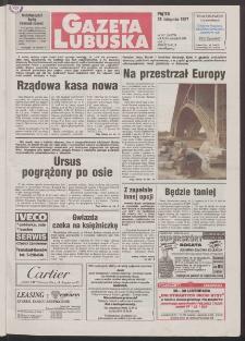 Gazeta Lubuska R. XLVI, nr 277 (28 listopada 1997). - Wyd. 1