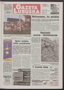 Gazeta Lubuska R. XLVI, nr 282 (4 grudnia 1997). - Wyd. 1