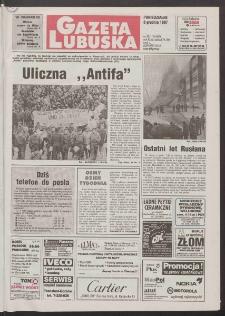 Gazeta Lubuska R. XLVI, nr 285 (8 grudnia 1997). - Wyd. 1