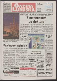 Gazeta Lubuska R. XLVI, nr 286 (9 grudnia 1997). - Wyd. 1