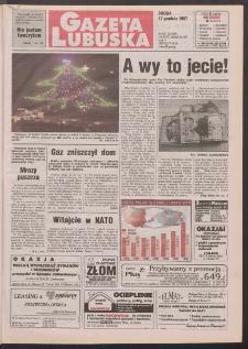 Gazeta Lubuska R. XLVI, nr 293 (17 grudnia 1997). - Wyd. 1