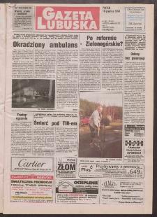 Gazeta Lubuska R. XLVI, nr 295 (19 grudnia 1997). - Wyd. 1