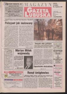 Gazeta Lubuska : magazyn R. XLVI, nr 296 (20/21 grudnia 1997). - Wyd. 1