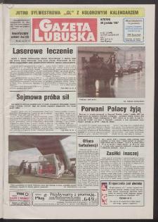 Gazeta Lubuska R. XLVI, nr 301 (30 grudnia 1997). - Wyd. 1