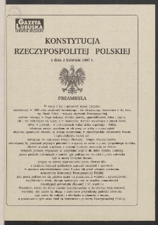 Gazeta Lubuska R. XLV [właśc. XLVI], nr 84 (10 kwietnia 1997). - Wyd. 1