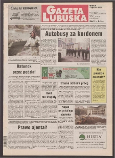 Gazeta Lubuska R. XLVIII [właśc. XLIX], nr 2 (4 stycznia 2000). - Wyd. A