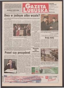 Gazeta Lubuska R. XLVIII [właśc. XLIX], nr 10 (13 stycznia 2000). - Wyd. A