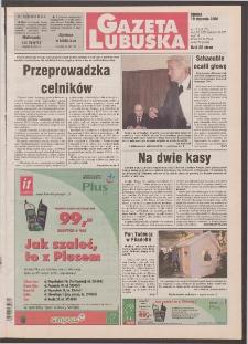 Gazeta Lubuska R. XLVIII [właśc. XLIX], nr 15 (19 stycznia 2000). - Wyd. A