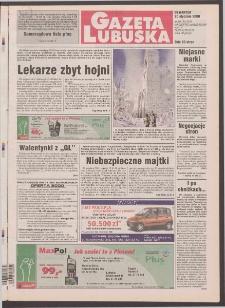 Gazeta Lubuska R. XLVIII [właśc. XLIX], nr 16 (20 stycznia 2000). - Wyd. A