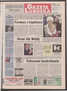 Gazeta Lubuska R. XLVIII [właśc. XLIX], nr 17 (21 stycznia 2000). - Wyd. A