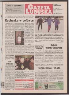 Gazeta Lubuska R. XLVIII [właśc. XLIX], nr 20 (25 stycznia 2000). - Wyd. A