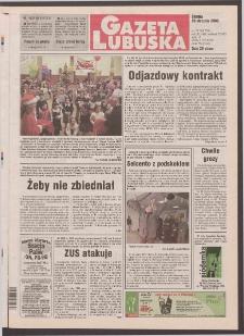 Gazeta Lubuska R. XLVIII [właśc. XLIX], nr 21 (26 stycznia 2000). - Wyd. A