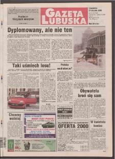 Gazeta Lubuska R. XLVIII [właśc. XLIX], nr 22 (27 stycznia 2000). - Wyd. A