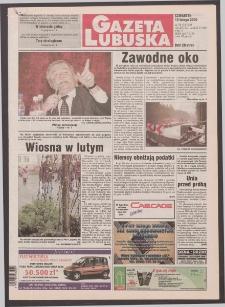 Gazeta Lubuska R. XLVIII [właśc. XLIX], nr 34 (10 lutego 2000). - Wyd. A