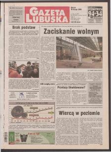 Gazeta Lubuska R. XLVIII [właśc. XLIX], nr 39 (16 lutego 2000). - Wyd. A