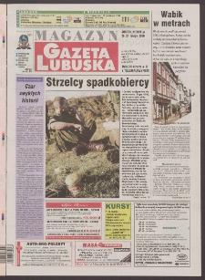 Gazeta Lubuska : magazyn R. XLVIII [właśc. XLIX], nr 48 (26/27 lutego 2000). - Wyd. A