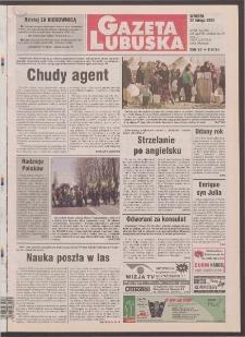 Gazeta Lubuska R. XLVIII [właśc. XLIX], nr 50 (29 lutego 2000). - Wyd. A