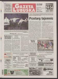 Gazeta Lubuska R. XLVIII [właśc. XLIX], nr 55 (6 marca 2000). - Wyd. A