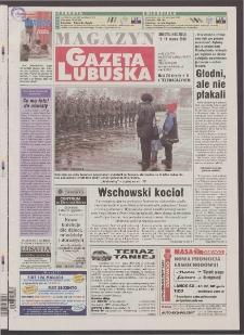 Gazeta Lubuska : magazyn R. XLVIII [właśc. XLIX], nr 66 (18/19 marca 2000). - Wyd. A