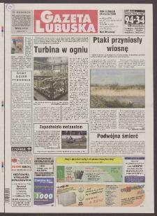 Gazeta Lubuska R. XLVIII [właśc. XLIX], nr 67 (20 marca 2000). - Wyd. A