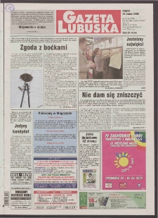Gazeta Lubuska R. XLVIII [właśc. XLIX], nr 71 (24 marca 2000). - Wyd. A